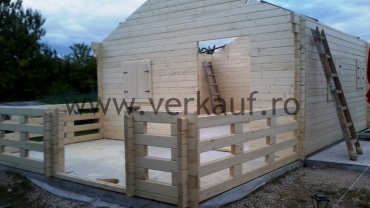 Casa din lemn F3