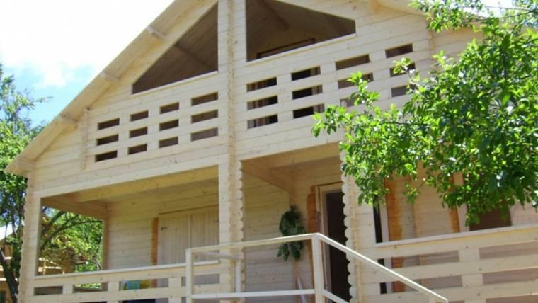 Maison de bois F7