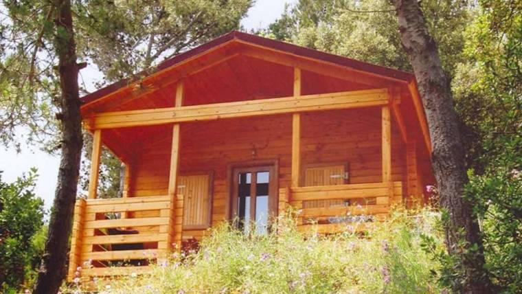 Casa din lemn F10