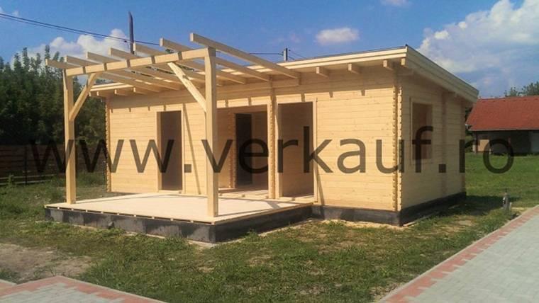 Casa din lemn F11.F