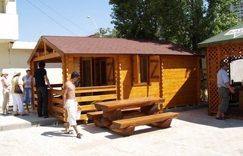 Casa din lemn F12