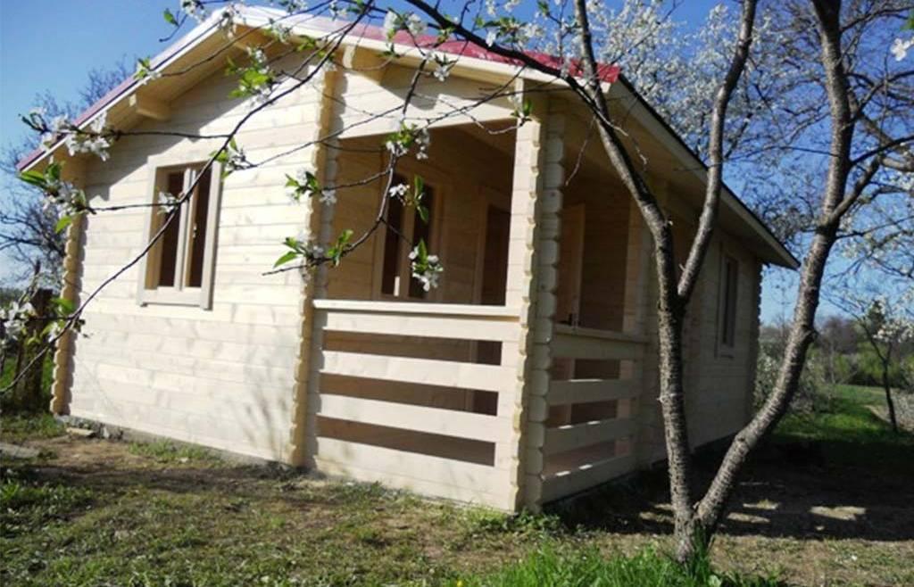 Casa din lemn F15