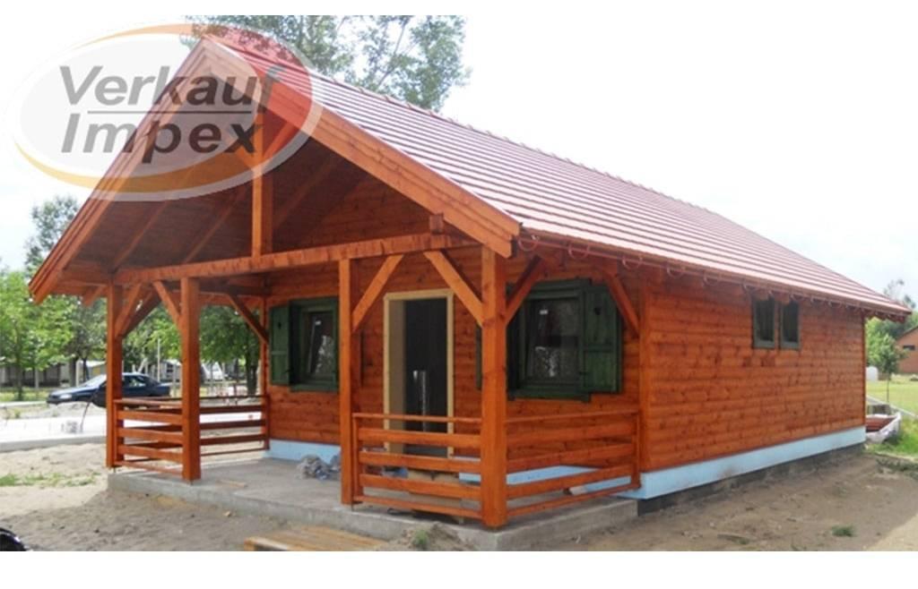 Casa din lemn F16