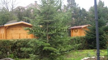 Chioșcuri din lemn