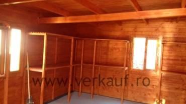 Garaje din lemnGaraje din lemn