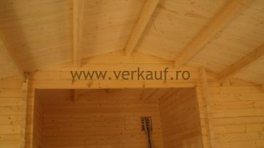 Casă din lemn F18