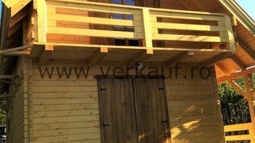 Casă din lemn H3.B