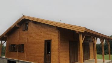 Casă din lemn L6