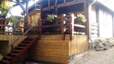 Casa din lemn F14.B