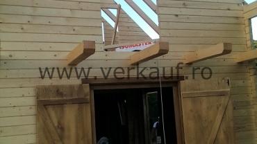 Construire casă din lemn H3.B