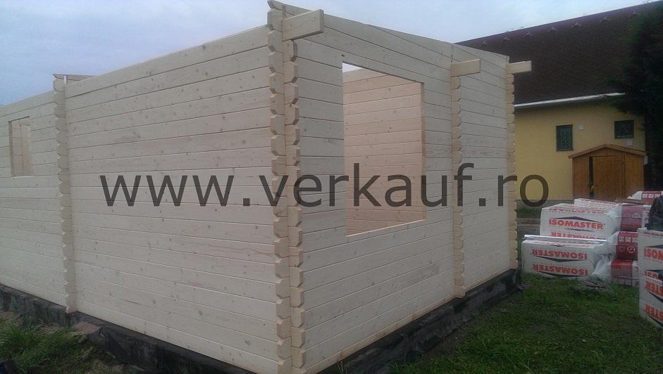 Casă din lemn F11.F