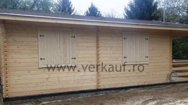 Casa din lemn F14.C