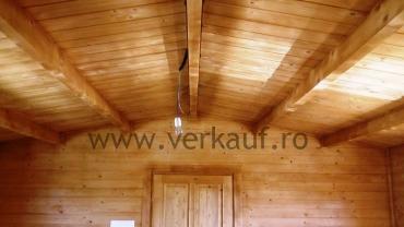 Pour les maisons en bois á un étage/niveau