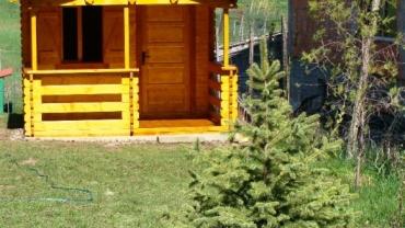 Casă din lemn F10