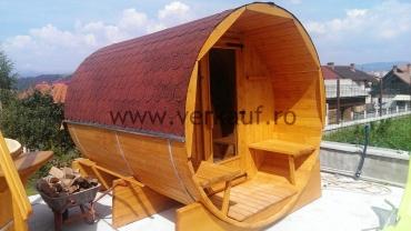 Ciubăr din lemn