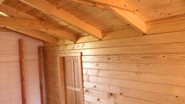 Maison de bois L6