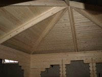 roffing, pavillon