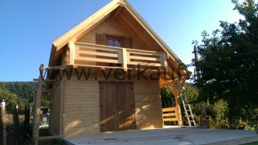 Wooden house H3.B