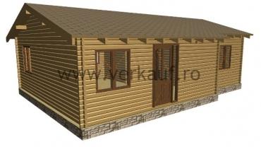 L3 típusú családi faház