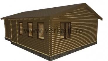 Wooden house type L3