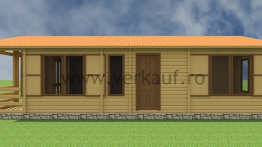 Maison de bois L4.B