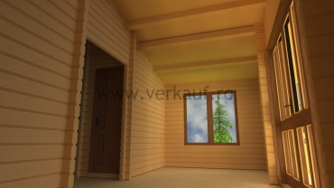Wooden house type L4.B