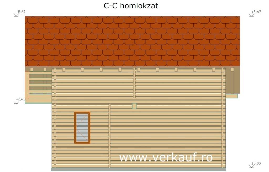 Maison de bois L5