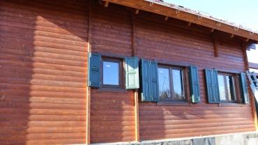 Maison de bois L7