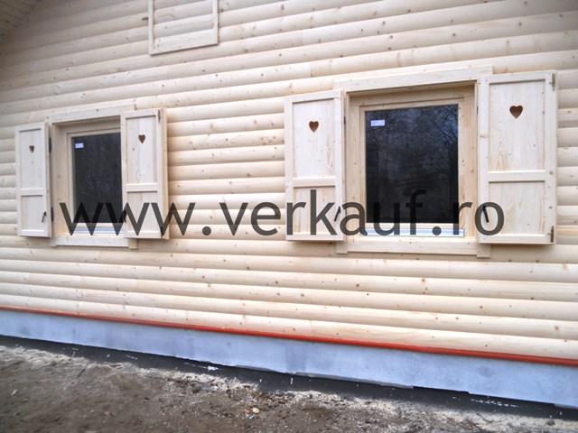 F16-os faházak hőszigetelt ablakai