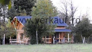 Maison de bois H5