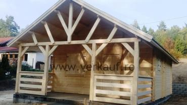 Maison de bois F6