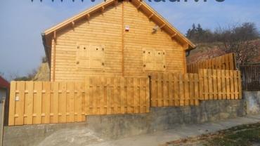H7 típusú faház