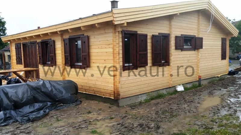 Olcsó faházak építése