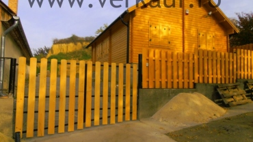 Wooden house H7