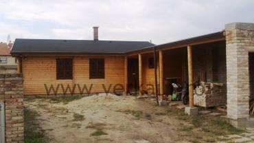 Maison de bois L1