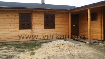 Wooden house type L1