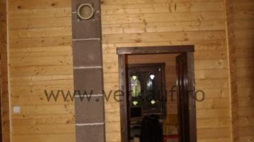 L1 típusú családi faház