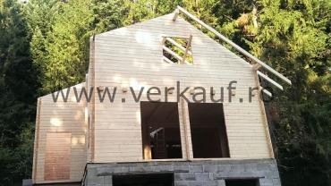 Maison de bois H2.E