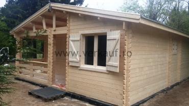 Wooden cottage F14.C