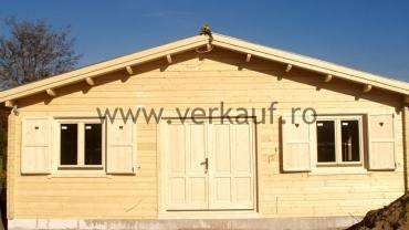 Wooden cottage F18