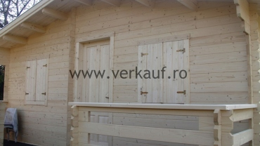 Wooden cottage F2.C