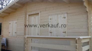 Maison de bois F2.C