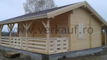 F9 C wooden house