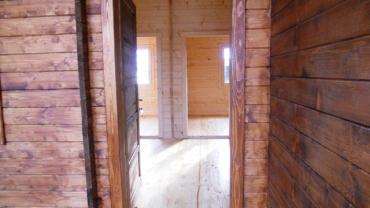 Maison de bois F14.B