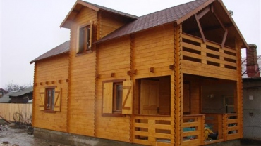 Wooden house H3