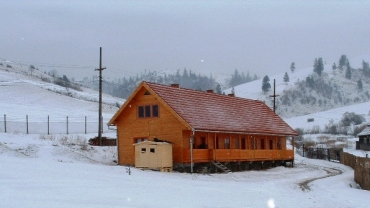 H6 típusú faház