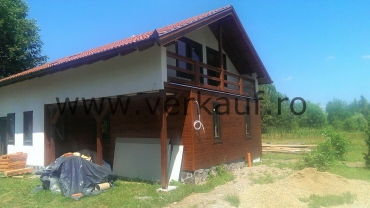 Wooden house H6