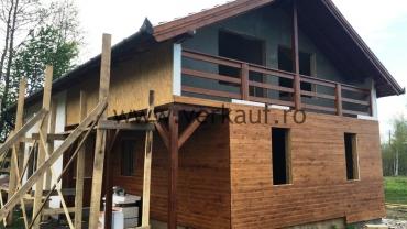 Maison de bois H6.B