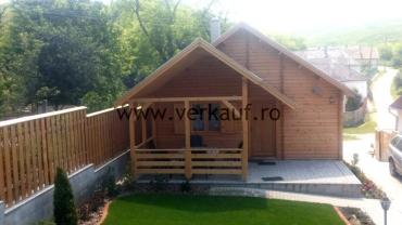 Maison de bois H7