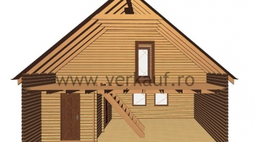Wooden house type L2